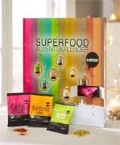 Adventskalender Superfood Inszeniertes Bild