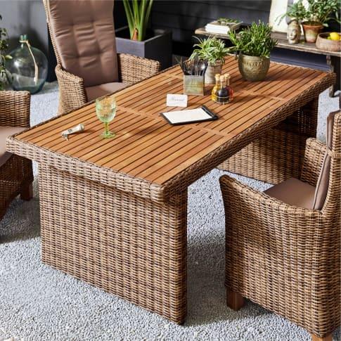 Outdoor-Tisch Florenz Inszeniertes Bild