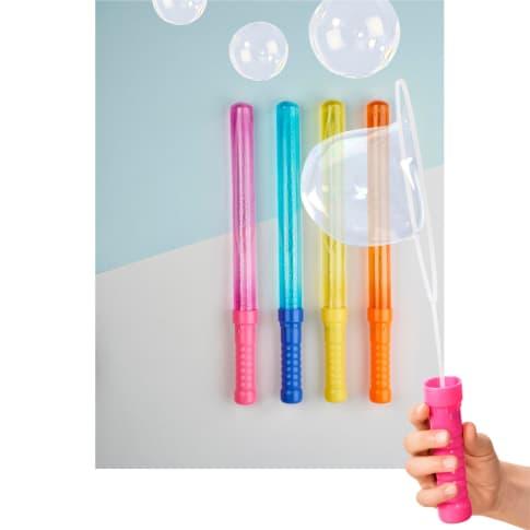Seifenblasen-Set, 12-tlg. Stab Inszeniertes Bild