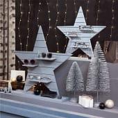 Deko-Objekt mit Ablagefläche Stern, in 2 Varianten erhältlich Inszeniertes Bild