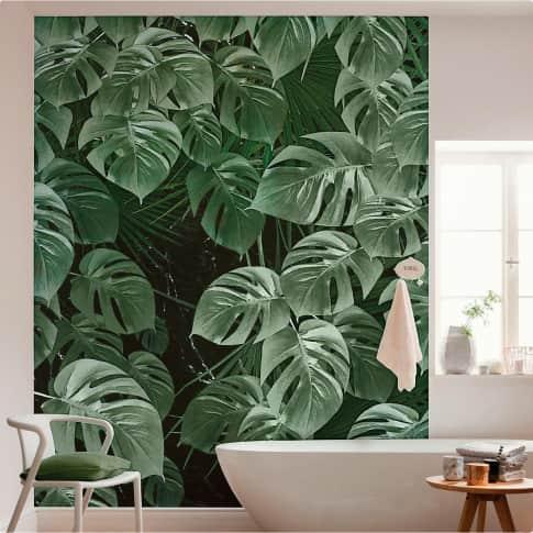 Vlies Fototapete Botanic Inszeniertes Bild