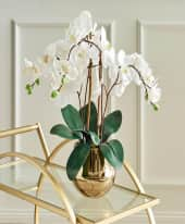 Kunstpflanze Orchideentopf Shine Inszeniertes Bild