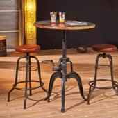 Tisch Dublin Inszeniertes Bild