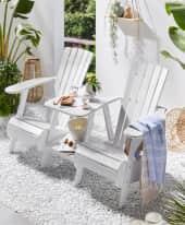 Outdoor-Lounger, 2-Sitzer Adiro Inszeniertes Bild
