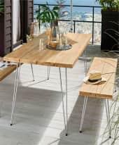 Outdoor-Tisch Milow Inszeniertes Bild