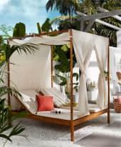 Outdoor-Daybed Island Inszeniertes Bild