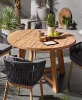 Outdoor-Tisch Cambridge Inszeniertes Bild