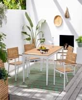 Outdoor-Stuhl Villana Inszeniertes Bild