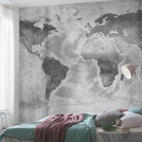 Digitaldruck Fototapete Earth Inszeniertes Bild