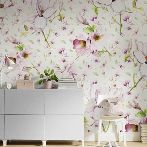 Digitaldruck Fototapete Spring II Inszeniertes Bild
