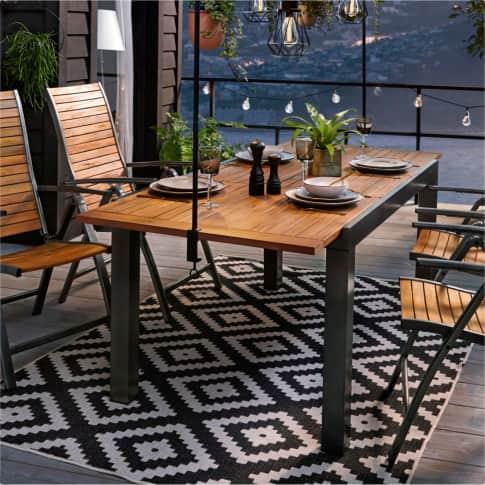 Outdoor-Tisch Santorin Inszeniertes Bild