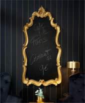 Wandtafel Antoinette, Barockstil Inszeniertes Bild