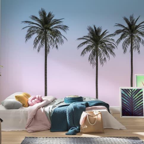 Digitaldruck Fototapete Palmsprings Inszeniertes Bild