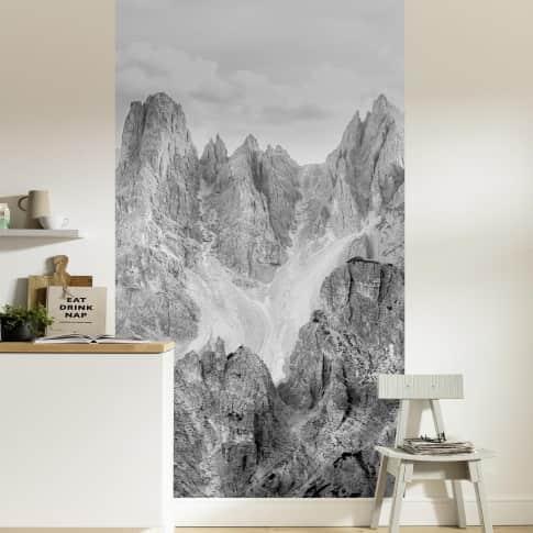 Digitaldruck Fototapete Gletscher Inszeniertes Bild