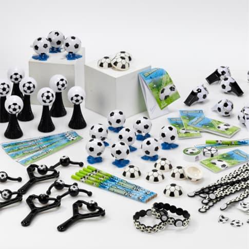 Spiele-Set, 152-tlg. Soccer Inszeniertes Bild