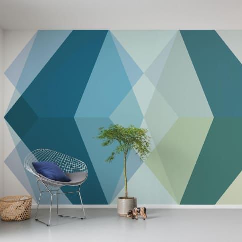 Digitaldruck Fototapete Farbkombinationen Inszeniertes Bild
