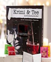 Adventskalender Krimi & Tee Inszeniertes Bild