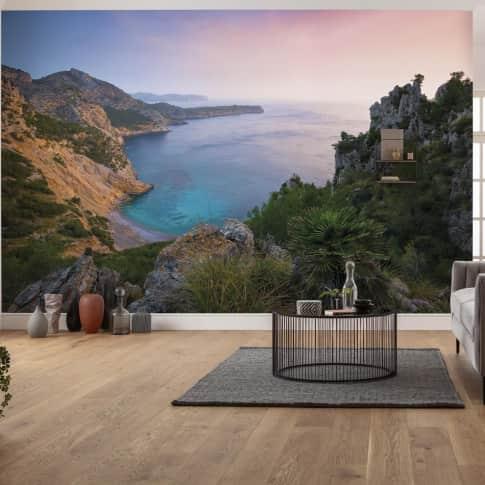 Vlies Fototapete Mallorca Inszeniertes Bild