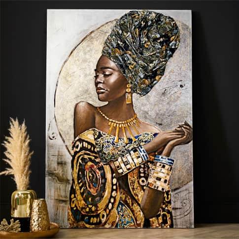 Bild African Women Inszeniertes Bild