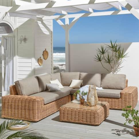 Outdoor-Lounge-Set, 2-tlg. Sylt Inszeniertes Bild