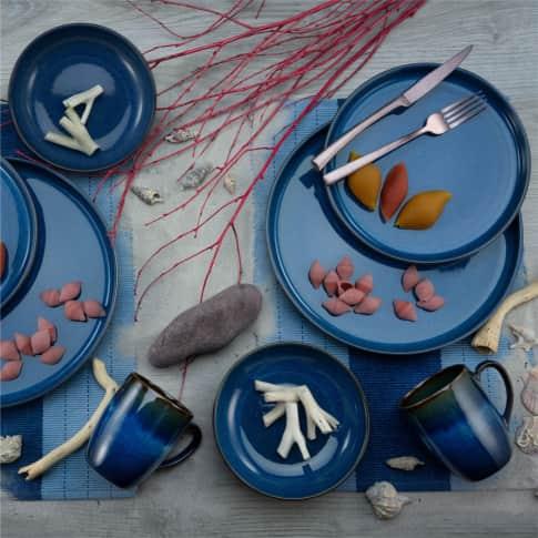 Geschirr-Set, 16-tlg. Sydney Inszeniertes Bild