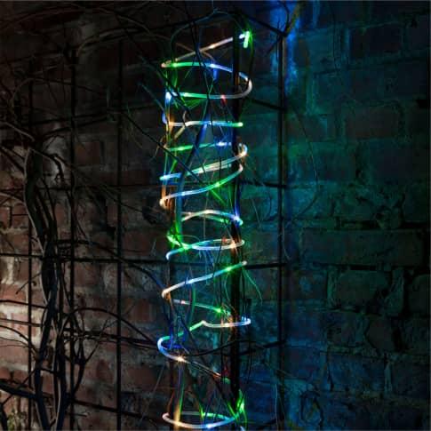 LED-Lichterschlauch Rainbow Inszeniertes Bild