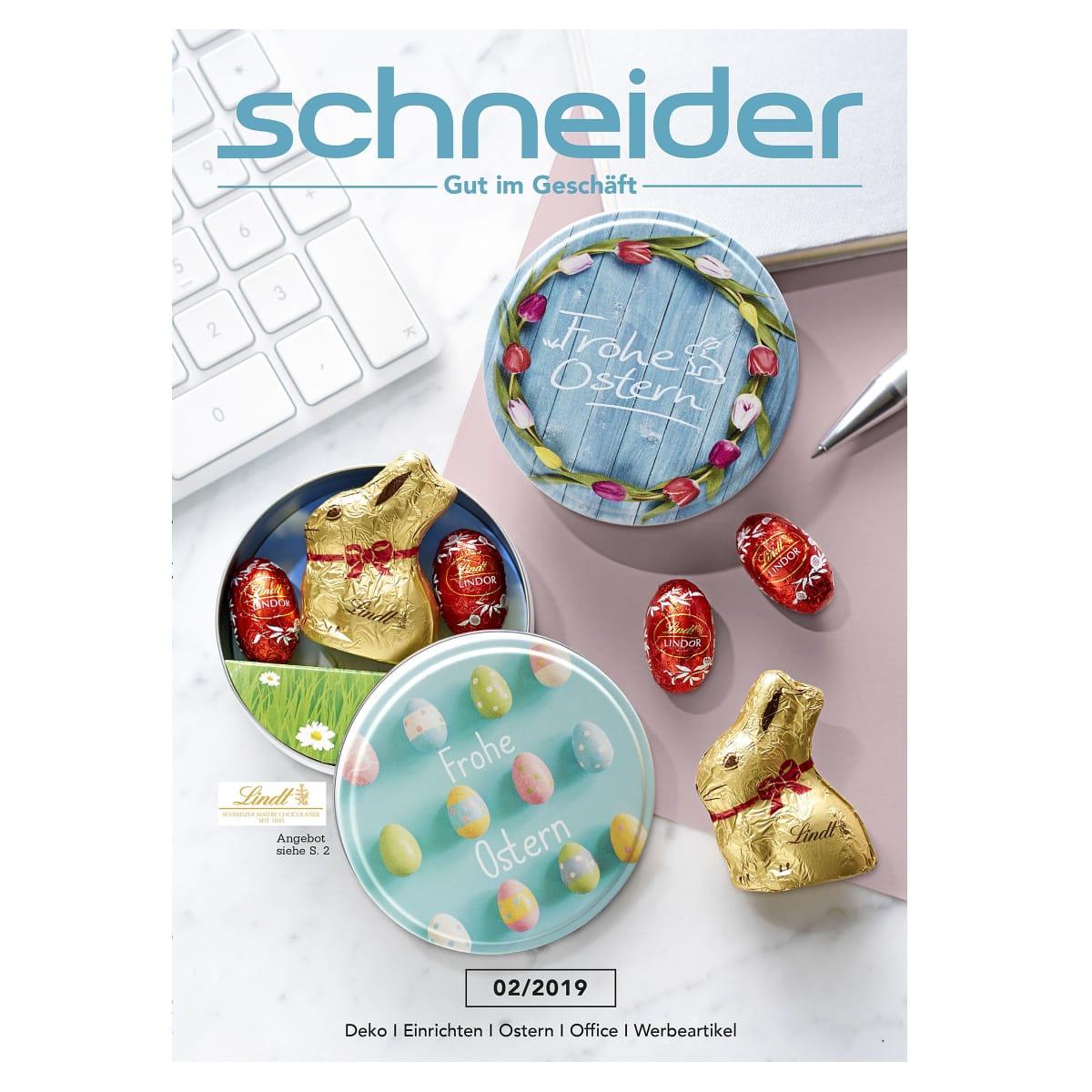 Katalog Bestellen Im Online Shop Schneider De