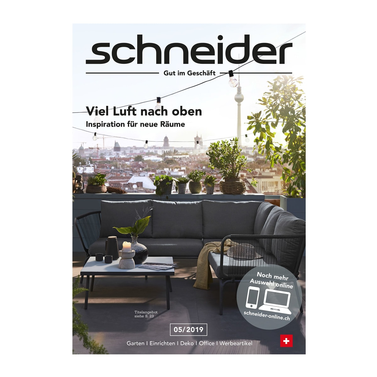 bd9cdf69b8 Katalog bestellen im Online Shop | Schneider DE